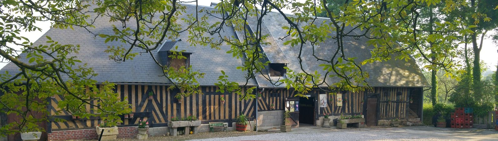 Cidre Calvados Desvoye
